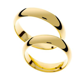 Basics wedding rings
