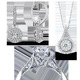 Diamond and precious stones
